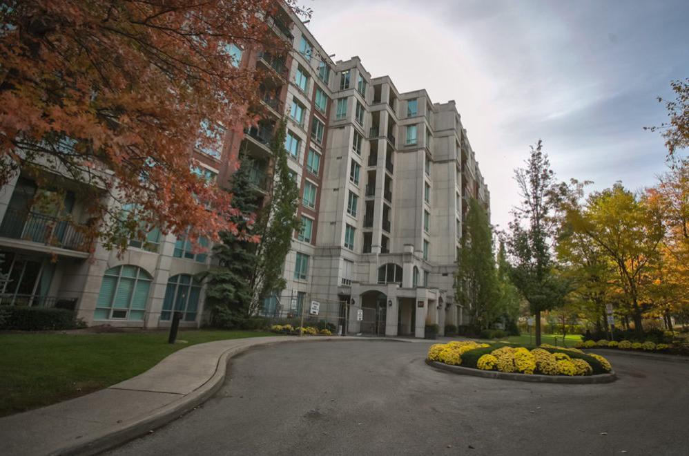 北约克威廉·卡森克雷斯38号公寓出租.